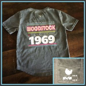 toddler 4/5T custom woodstock tee